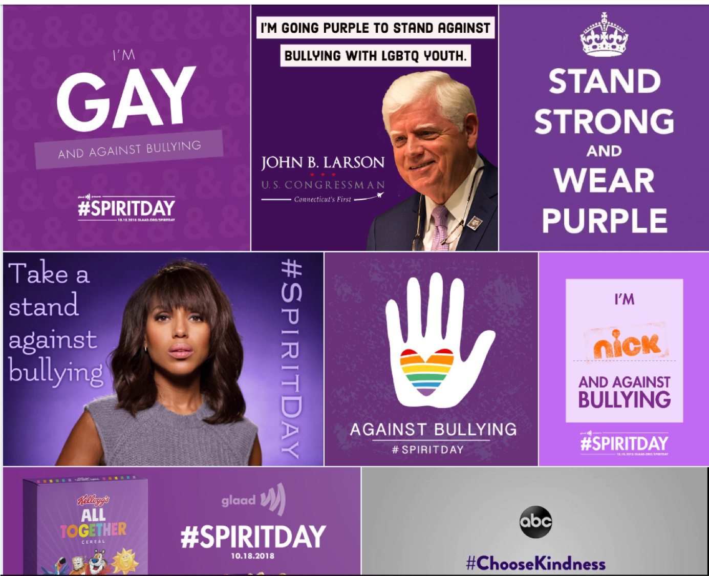 #spiritday images on Twitter provide great inspiration for what will sell on a t-shirt